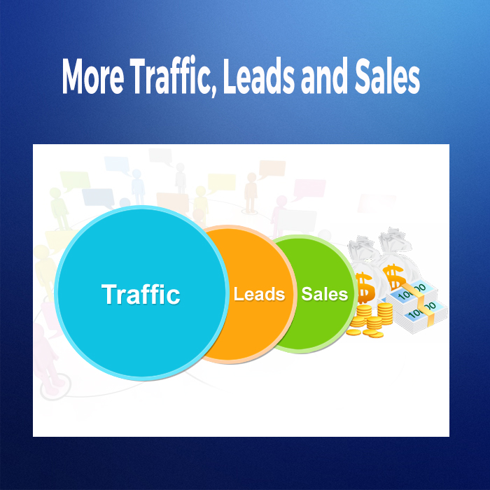 How To Get 10x More Traffic, Leads and Sales in 30 Days…
